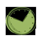 zegar ikona